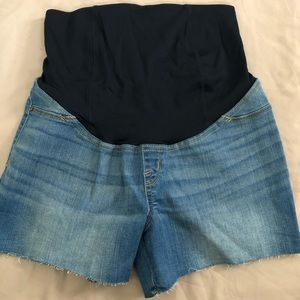Isabel Maternity Shorts Sz 6